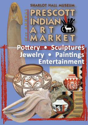 Sharlott Hall Indian Art Market0