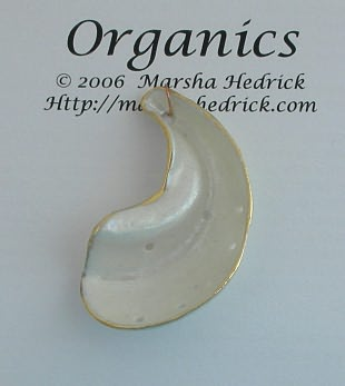 Organics -- Simple W/ Lustre & Gold